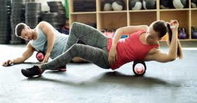 Now Offering Foam Rollers & Mobility Balls image